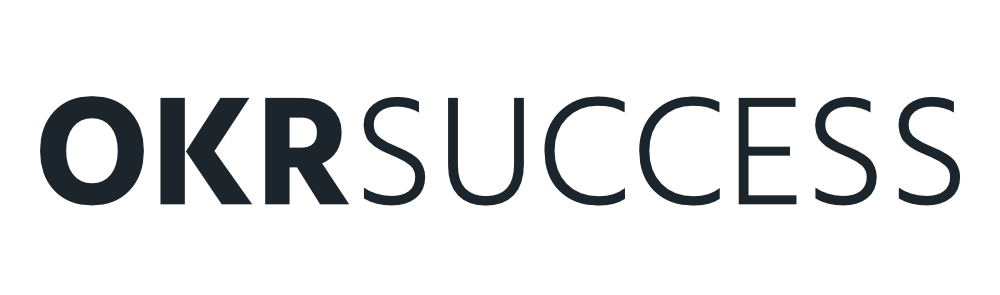 OKR Success brand identity - logo